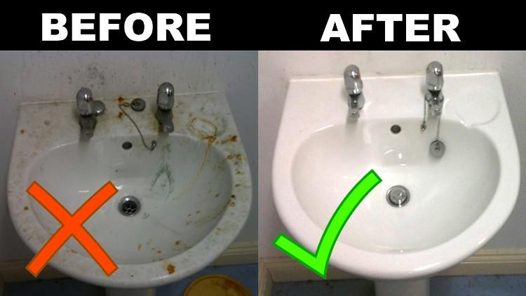Chỉ cần biết vài mẹo làm sạch đơn giản, đồ dùng nhà bạn sẽ lại sạch như mới.