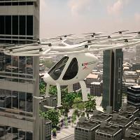 Dubai sẽ thử nghiệm taxi bay không người lái 2 chỗ ngồi vào cuối năm nay
