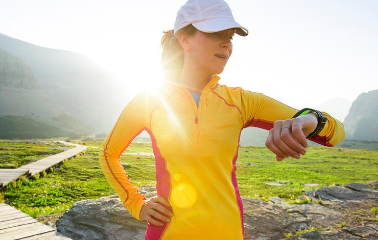 Sáng sớm hoặc chiều tối là thời gian thích hợp nhất để chạy bộ trong những ngày hè.
