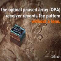 Cảm biến máy ảnh trong tương lai sẽ không cần đến ống kính