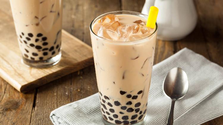 Trà sữa trân châu là đồ uống rất phổ biến ở Việt Nam.