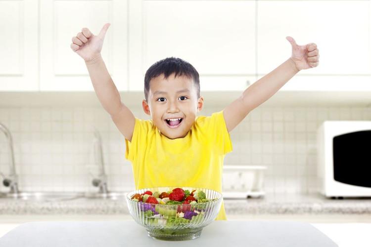 Mô tả về điểm đặc trưng và sự giàu dinh dưỡng của rau củ khiến chúng hấp dẫn hơn rất nhiều.