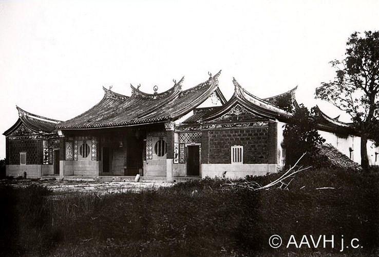 Hội quán Nhị Phủ, 1904.