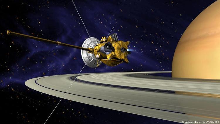 Tàu thăm dò không gian có tích hợp trí tuệ nhân tạo.