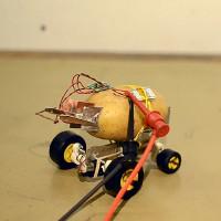 Sự sáng tạo là vô biên: củ khoai tây tự lái đầu tiên trên thế giới