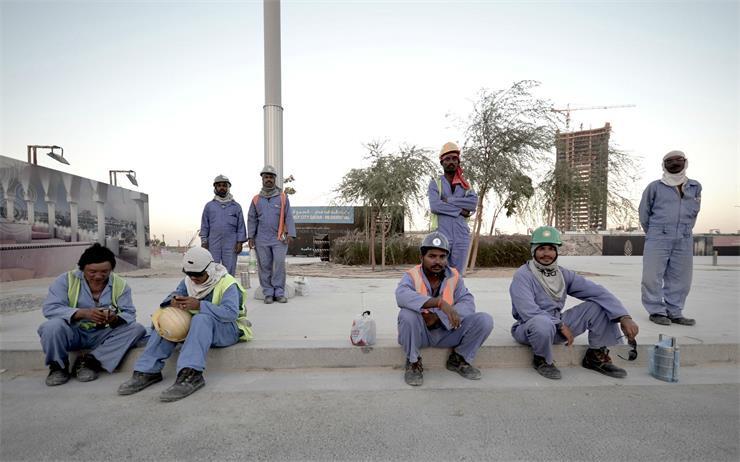 Người nhập cư ở Qatar cũng được tính vào dân số của nước này