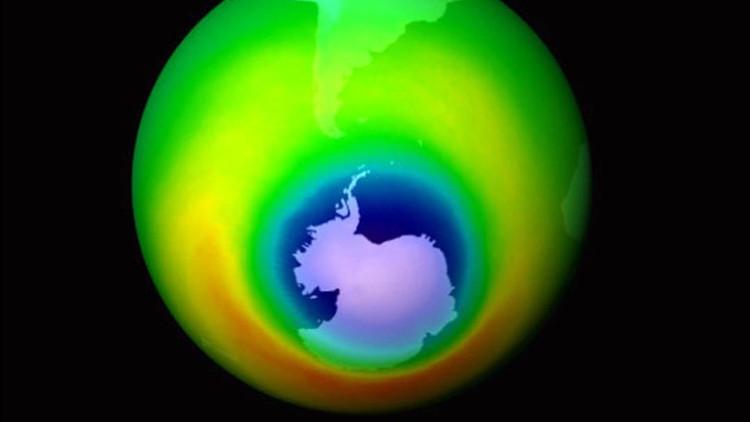 Nồng độ dichloromethane ở tầng bình lưu đã tăng gần gấp đôi kể từ năm 2004.
