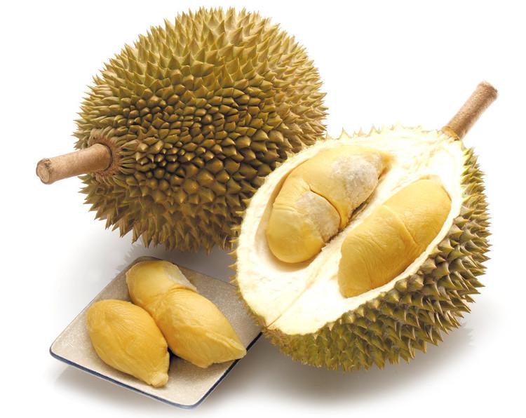 Chúng ta không nên ăn sầu riêng cùng các loại thịt như bò, cừu, chó và hải sản.
