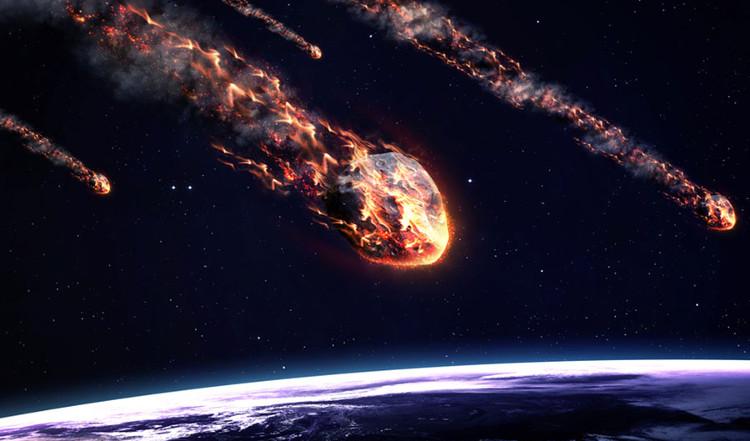 Thiên thạch (meteoroid) là một vật thể tự nhiên từ ngoài không gian và tác động đến bề mặt Trái Đất.
