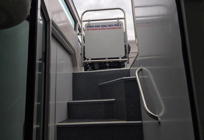 Theo đó, 7 tỉnh, thành phố sẽ thí điểm xe buýt 2 tầng