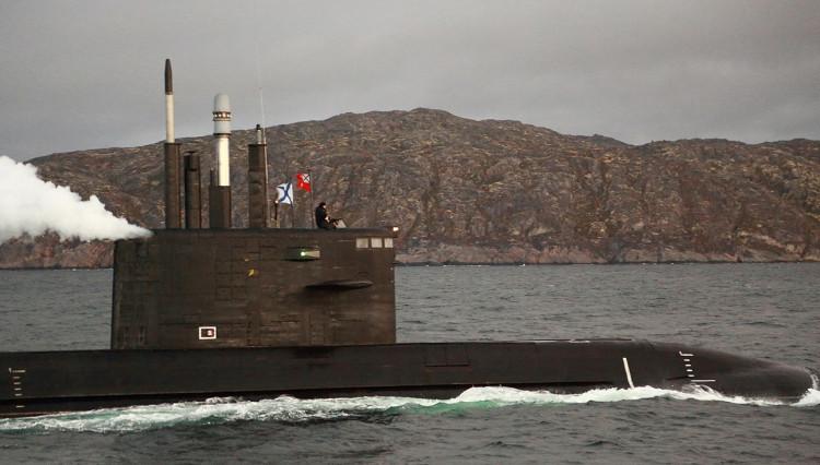 Tàu ngầm có thể hoạt động nhờ động cơ diesel, ắc quy và dùng năng lượng có được nhờ reforming.