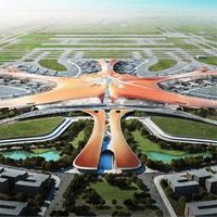 Sân bay lớn nhất thế giới sẽ chào đời vào năm 2019