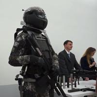Bộ giáp công nghệ cao cho binh sĩ Nga
