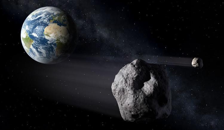 NASA sẽ phóng một tàu vũ trụ có kích thước bằng tủ lạnh đâm vào Didymos B ở vận tốc 21.436km/h.