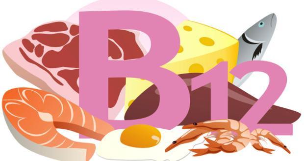 Vitamin B12 thường có trong gan lợn, trứng, thịt bò, cá hồi...