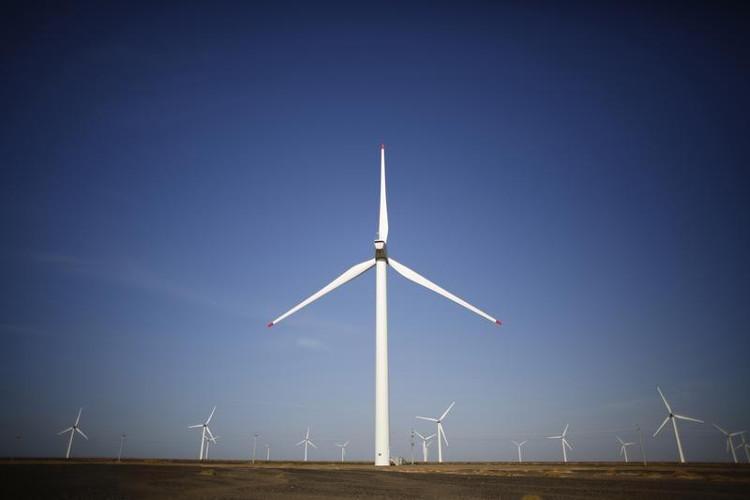 Khi hoàn thành, tuabin gió SUMR50 sẽ cao hơn tòa nhà Empire State Building ở New York, Mỹ (381m).