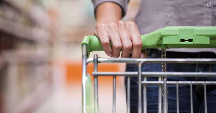 3/4 số xe đẩy trong một loạt các cửa hàng bị các nhà khoa học phát hiện có chứa loại vi khuẩn rất có hại.