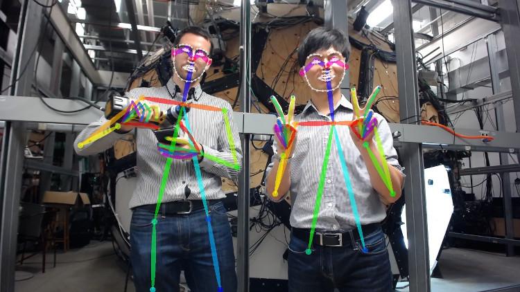Lần đầu tiên robot có khả năng quan sát và thấy chuyển động bàn tay rõ đến như vậy