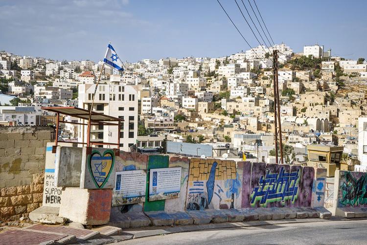 Thành phố Hebron ở phía Nam khu Bờ Tây bị chiếm đóng trở thành di sản thế giới.