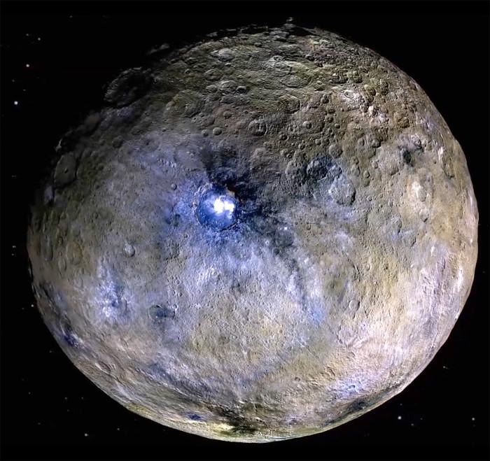 Tiểu hành tinh Ceres.