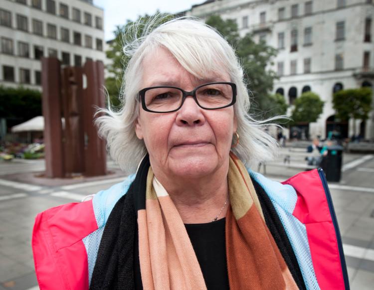 Kristin Ehnmark vẫn bị ám ảnh về vụ việc sau hơn 40 năm.