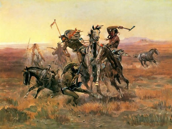 Thông thường, rìu Tomahawk được người Mỹ bản địa sử dụng làm vũ khí chiến đấu cầm tay hoặc vũ khí ném.