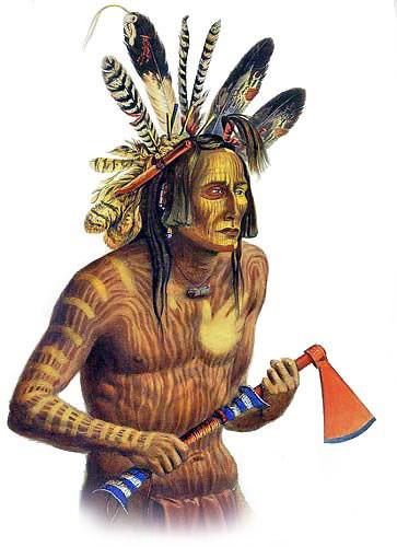 Tên gọi của rìu Tomahawk lần đầu tiên được ghi nhận trong tiếng Anh vào thế kỷ 17