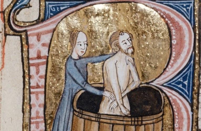 Vào thời Trung cổ, nhiều người tin rằng bệnh tật có liên quan đến nước.