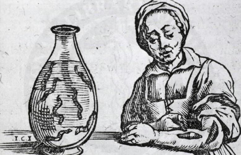 Vào thời Trung cổ, việc thay máu được cho là cách chữa bệnh hiệu quả