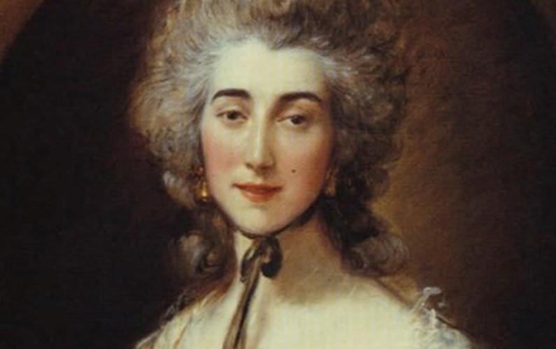 Vào những năm 1400, nhiều phụ nữ thích gương mặt hình quả trứng, mũi nhỏ, trán cao nên đã cạo hết lông mày.