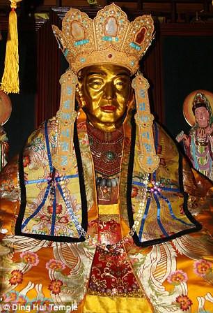 Thiền sư Ci Xian là người Ấn Độ