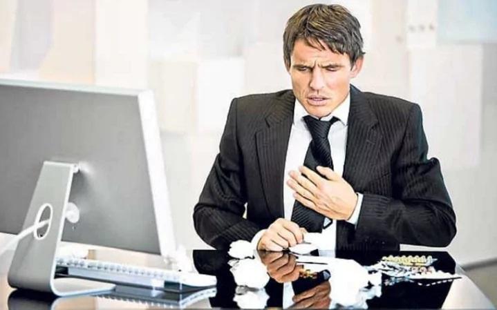 Làm việc trong thời gian dài tăng nguy cơ nhịp tim đập bất thường lên 40%