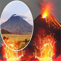 """""""Núi lửa của Chúa"""" sắp chôn vùi tài sản vô giá con người?"""