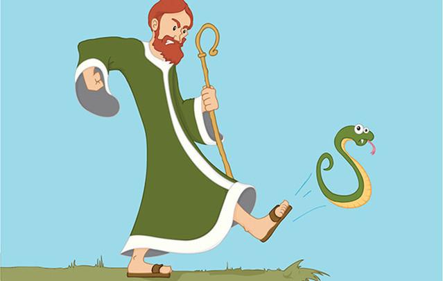 Sợ rắn là một trong những nỗi sợ phổ biến nhất.