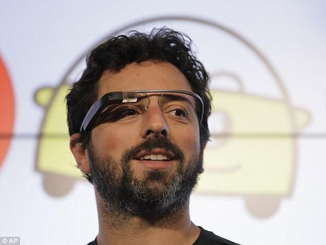 Người đồng sáng lập Google, Sergey Brin.