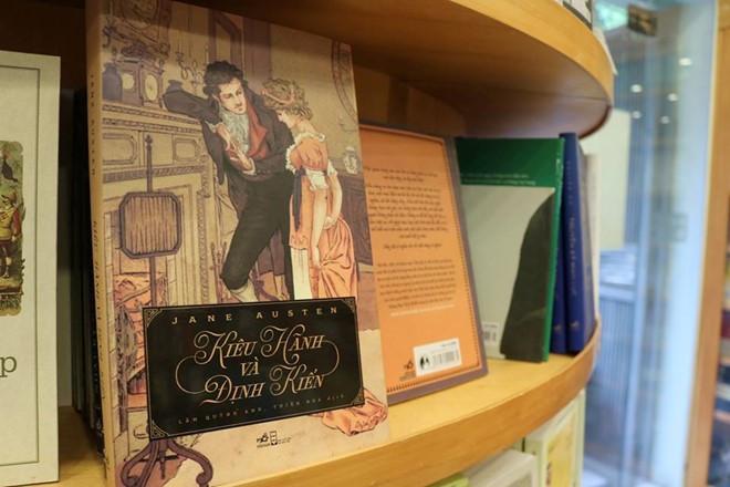 Kiêu hãnh và định kiến là cuốn sách nổi tiếng nhất của Jane Austen.