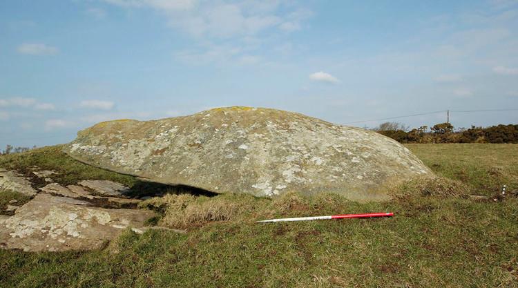 Phiến đá Hendraburnick Quoit.