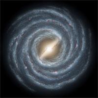 """NASA tiết lộ """"bẫy năng lượng huyền bí"""" ở trung tâm Dải Ngân hà"""