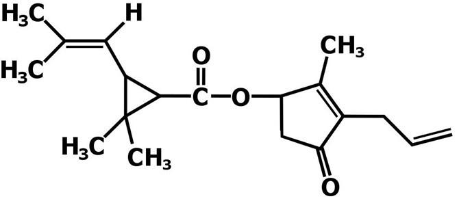 Một liều rất nhỏ pyrethroids có thể giết chết gián nhưng chưa đủ gây hại cho người.