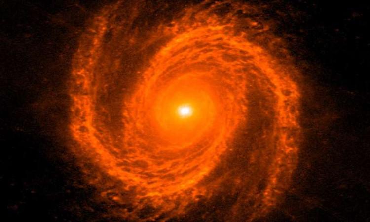 """Thiên hà dạng """"Sab"""", có tên là Messier 81"""