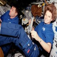 Lý do NASA từng quay lưng với phi hành gia nữ