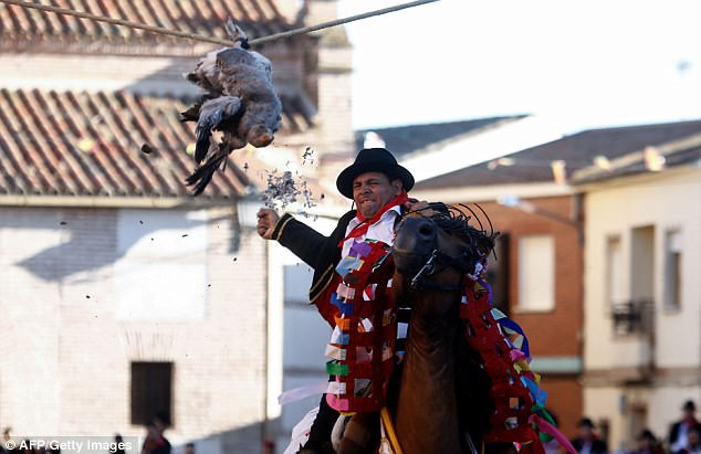 Lễ hội này có từ thời Trung Cổ.