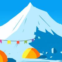 Video: Cú va chạm tạo nên ngọn Everest