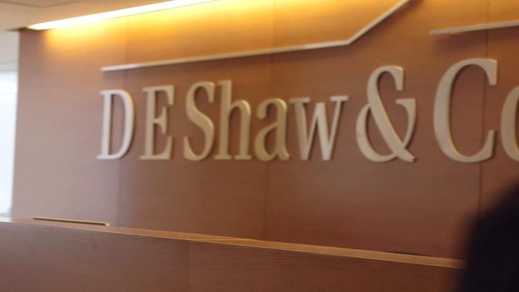 Jeff Bezos đã chứng minh được tài năng phi thường tại D.E. Shaw.
