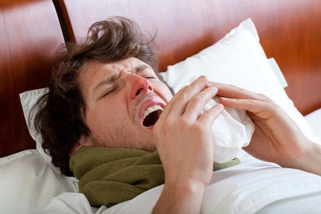 Con người dường như không thể hắt hơi trong lúc đang ngủ