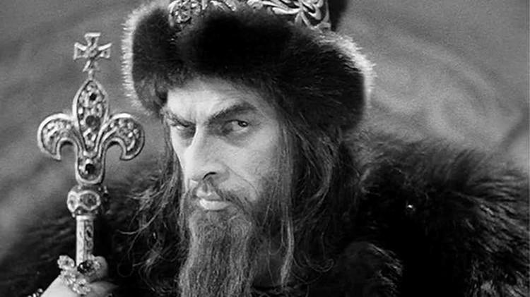 Bạo chúa Tsar Ivan IV