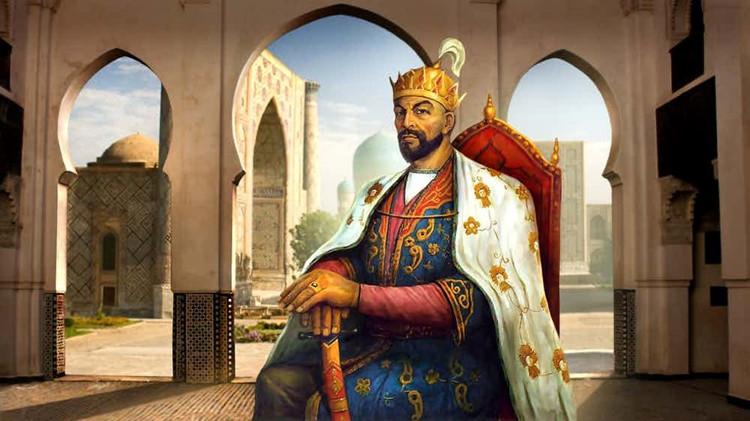 Lãnh chúa Timur