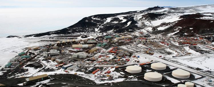 Trạm nghiên cứu McMurdo
