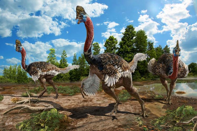 Loài khủng long mới được phát hiện.
