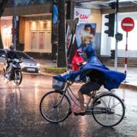 Từ đêm 2/8 đến hết ngày 6/8, Bắc Bộ bước vào đợt mưa dông lớn
